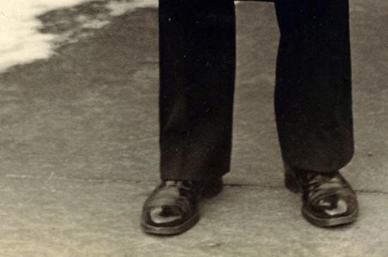 Dad 1943 4x6 170